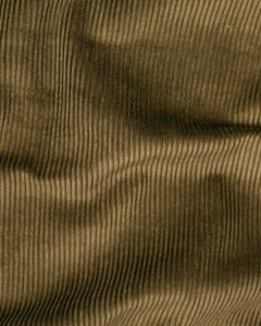 Pure Cotton Corduroy Fabric - Earth