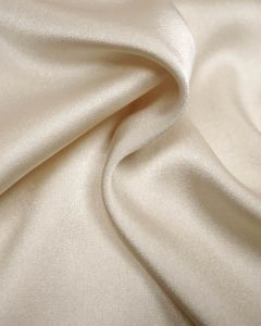 Luxury Satin Fabric - Shell Pink