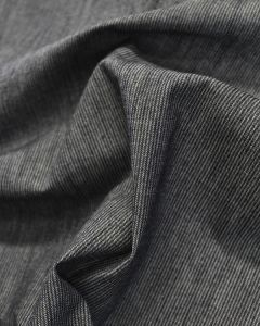 Cotton Denim Fabric - Pin Stripe
