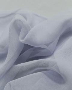 Polyester Georgette Fabric - Soft Lavender