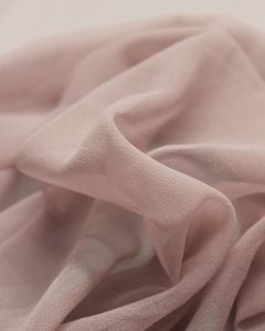 Polyester Georgette Fabric - Tea Rose