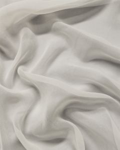 Polyester Georgette Fabric - Ivory