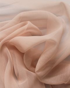 Polyester Georgette Fabric - Blush
