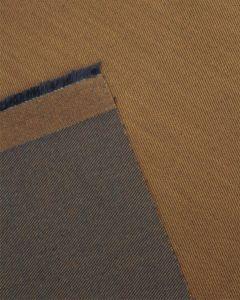 Two-Tone Denim Fabric - Camel