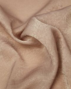 Antique Satin Fabric - Blush