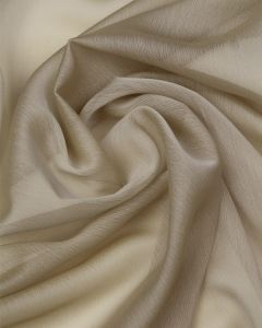 Polyester Chiffon Fabric - Champagne