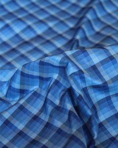Silk Taffeta Fabric - Riviera
