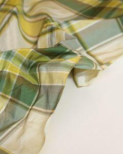 Silk Taffeta Fabric - Mojito