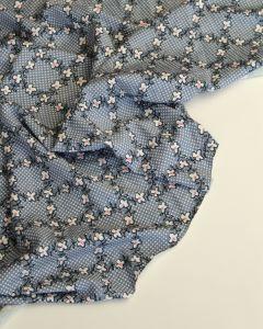 Viscose Jersey Fabric - Daisy Chain