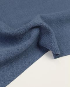 Stonewashed Linen Fabric - Bilberry