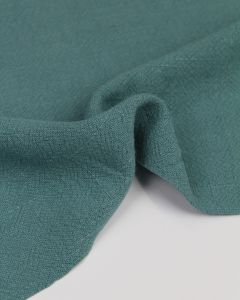 Stonewashed Linen Fabric - Saltwater