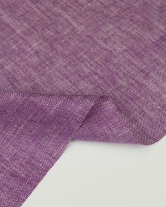 Yarn Dyed Linen Fabric - Verbena