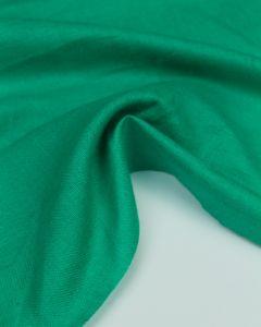 Pure Linen Fabric - Viridian