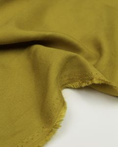 Viscose Twill Fabric - Chartreuse