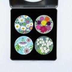 Pattern Weights - Coastal Flowers - Alison Bick