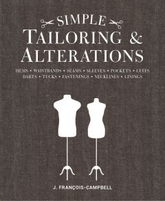Simple Tailoring & Alterations - J. Francois-Campbell - Paperback