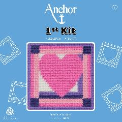 Anchor 1st Kit - Tapestry - Chéri Heart