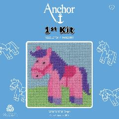 Anchor 1st Kit - Tapestry - Megan Pony