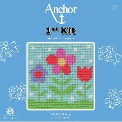 Anchor 1st Kit - Tapestry - Flora Flowers