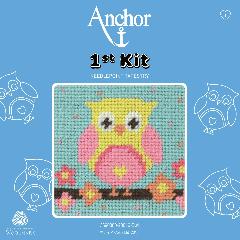 Anchor 1st Kit - Tapestry - Owl