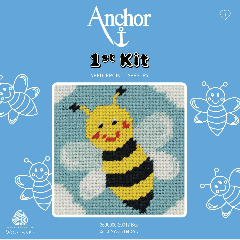 Anchor 1st Kit - Tapestry - Bumble Bee