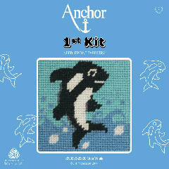 Anchor 1st Kit - Tapestry - Orca Whale
