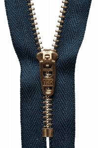Brass Jeans Zip