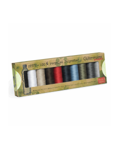 Gutermann Recycled Thread Set - Classic