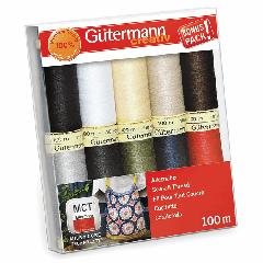 Gutermann Sew-All Thread Set - Classics