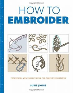 How To: Embroider - Susie Johns - Paperback