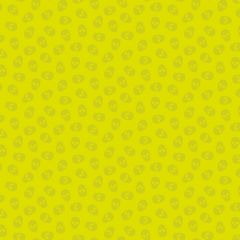 Patchwork Cotton Fabric - The Watcher - Tainted Love - Citrus
