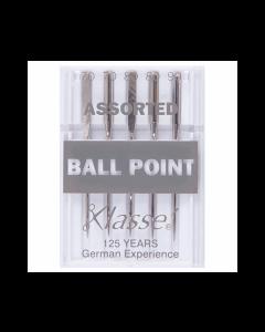 Klasse Machine Needles - Ballpoint - Assorted