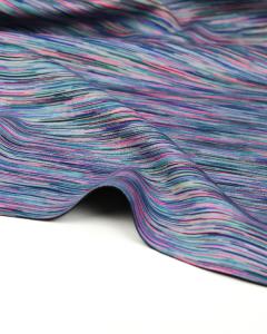Activewear Jersey Fabric - Galaxy Space Dye