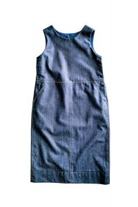 Merchant & Mills - Paper Sewing Pattern - The Whittaker Pinafore