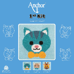 Anchor 1st Kit - Tapestry - Friendly Cat