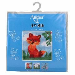 Anchor 1st Kit - Tapestry - Friendly Fox