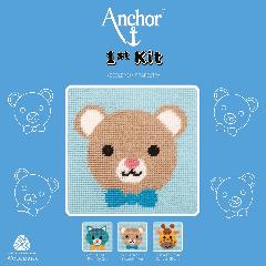 Anchor 1st Kit - Tapestry - Lovable Bear