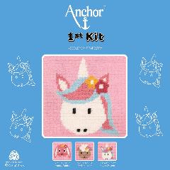Anchor 1st Kit - Tapestry - Magic Unicorn