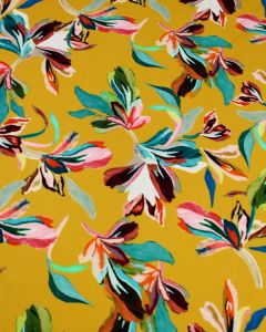 Viscose Crepe Jersey Fabric - Artisan Display