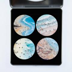 Pattern Weights - Beach Seascape - Diane Griffiths