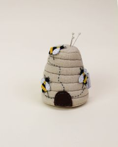 Pin Cushion - Beehive