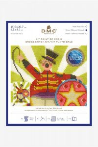 DMC Cross Stitch Kit - Ring Master