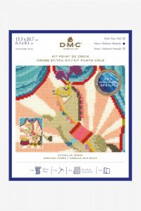 DMC Cross Stitch Kit - Circus Horse