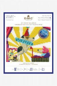 DMC Cross Stitch Kit - Clowning Around