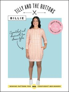 Tilly & Buttons Sewing Pattern - Billie