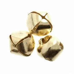 Jingle Bells - 20mm - Gold