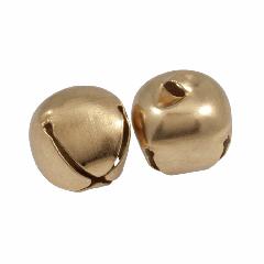 Jingle Bells - 30mm - Gold