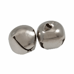 Jingle Bells - 30mm - Silver