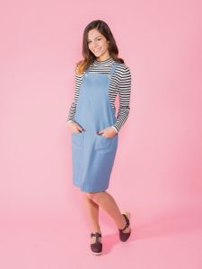Tilly and the Buttons Sewing Pattern - Cleo Pinafore