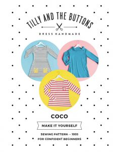 Tilly and the Buttons Sewing Pattern - Coco